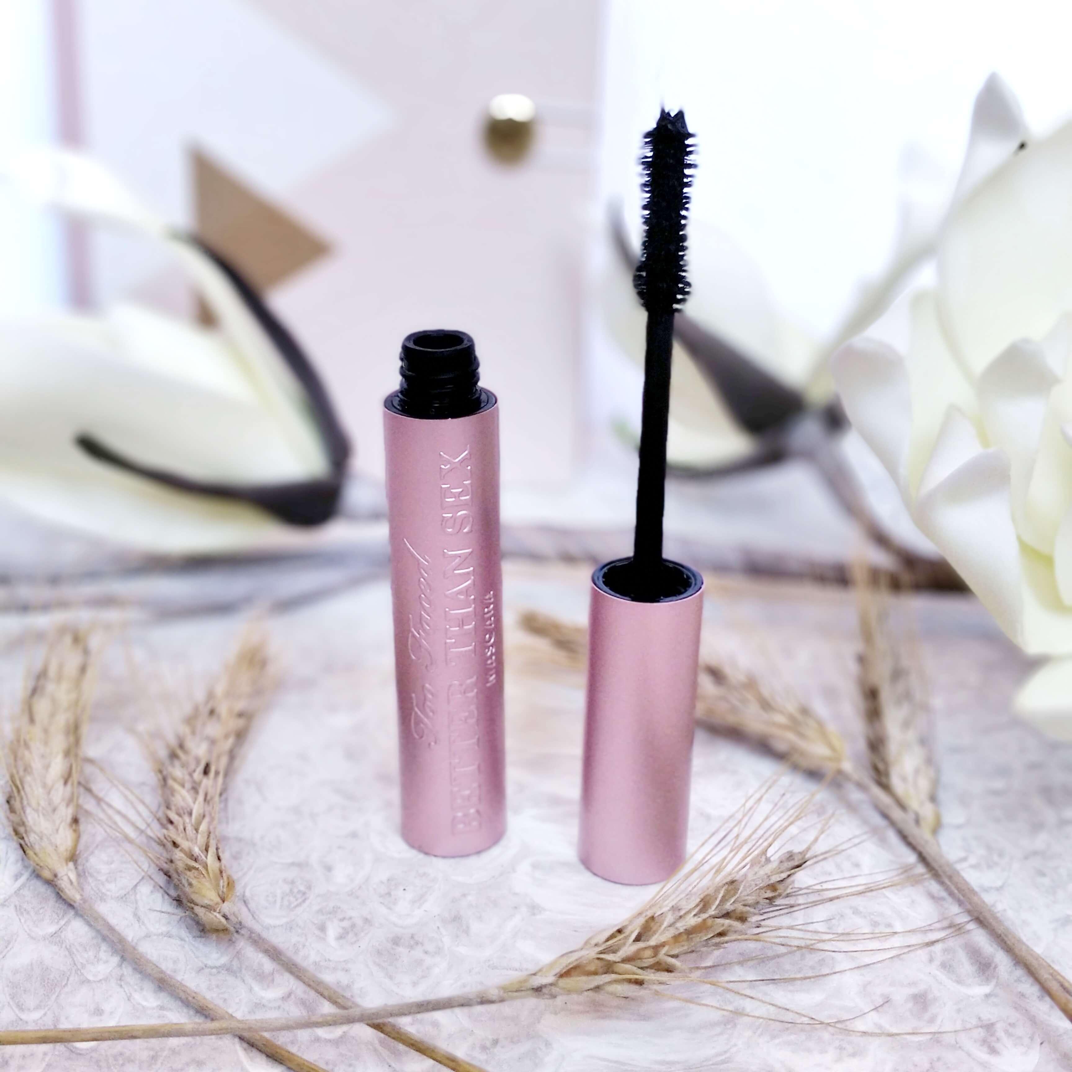 mascara too faced better than sex - Ce qu'Instagram m'a fait acheter...