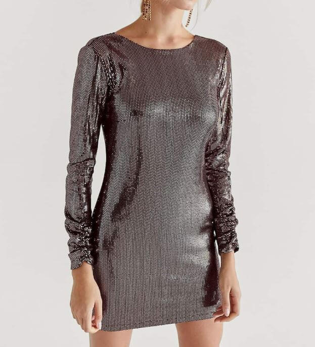 robe stradivarius - On sort les tenues de fêtes !