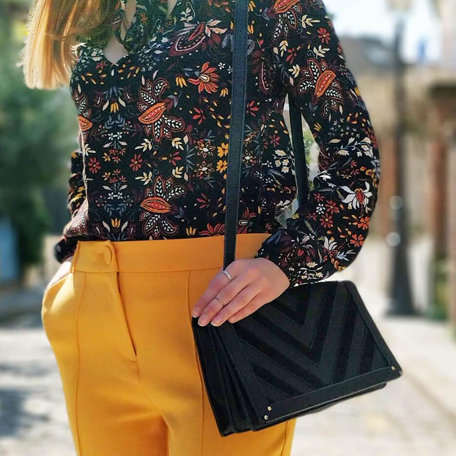 details sac a main pimkie tenue printemps blog - Du bonheur et de la couleur