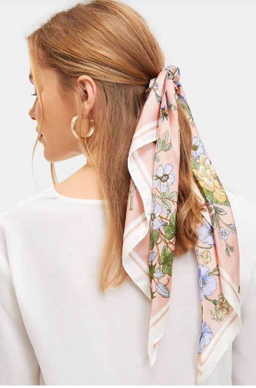 foulard cheveux she in - On accessoirise nos cheveux !