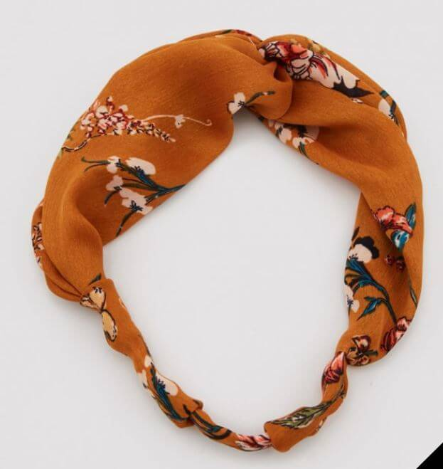 headband fleuri moa - On accessoirise nos cheveux !
