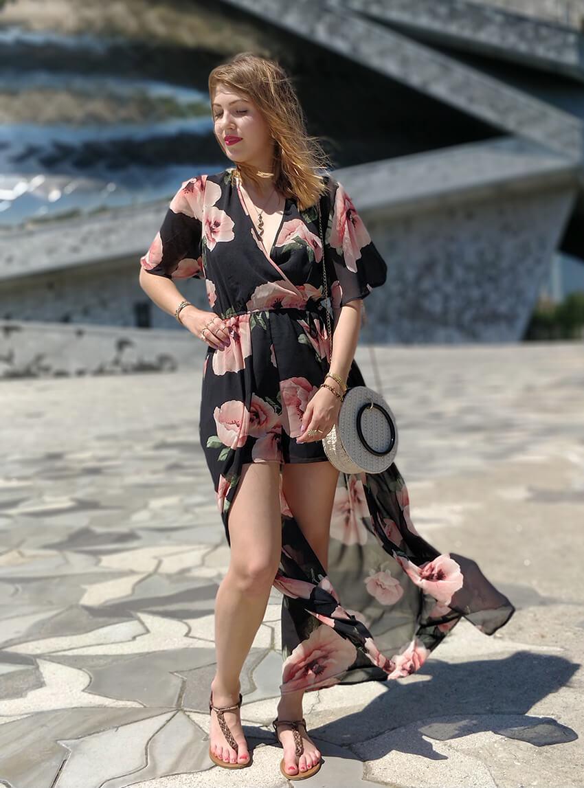 blog mode paris 19 janvier tenue robe short 1 - Robe longue ou short : pourquoi choisir ?