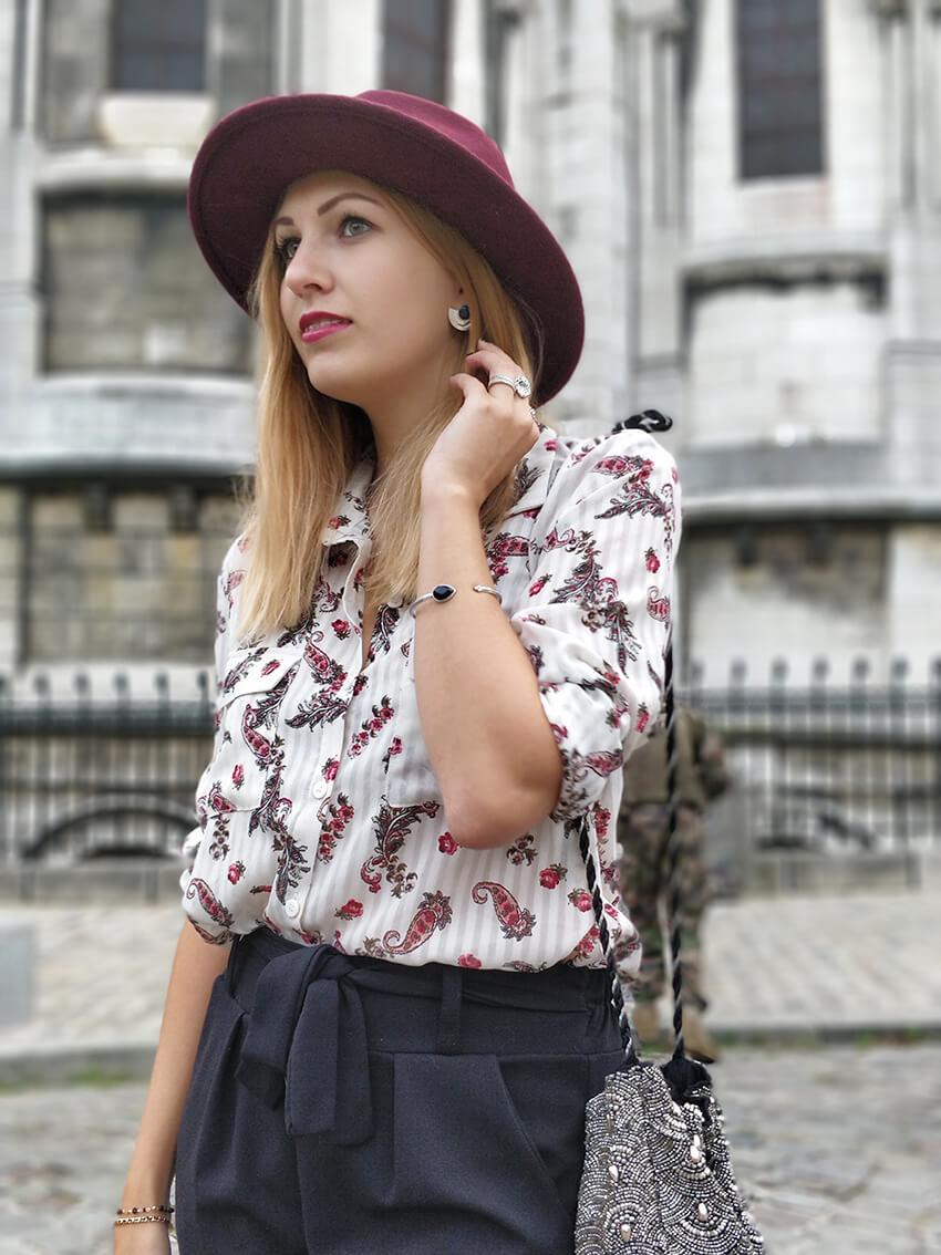 blog 19 janvier mode paris montmartre portrait - Garder le style en automne