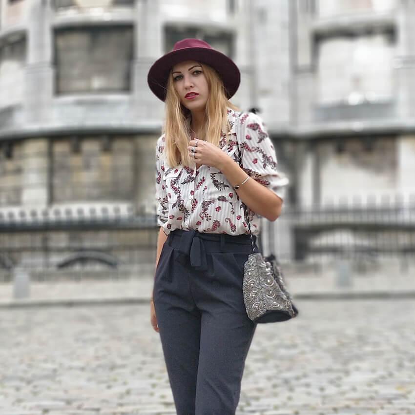 blog 19 janvier mode photos montmartre - Garder le style en automne