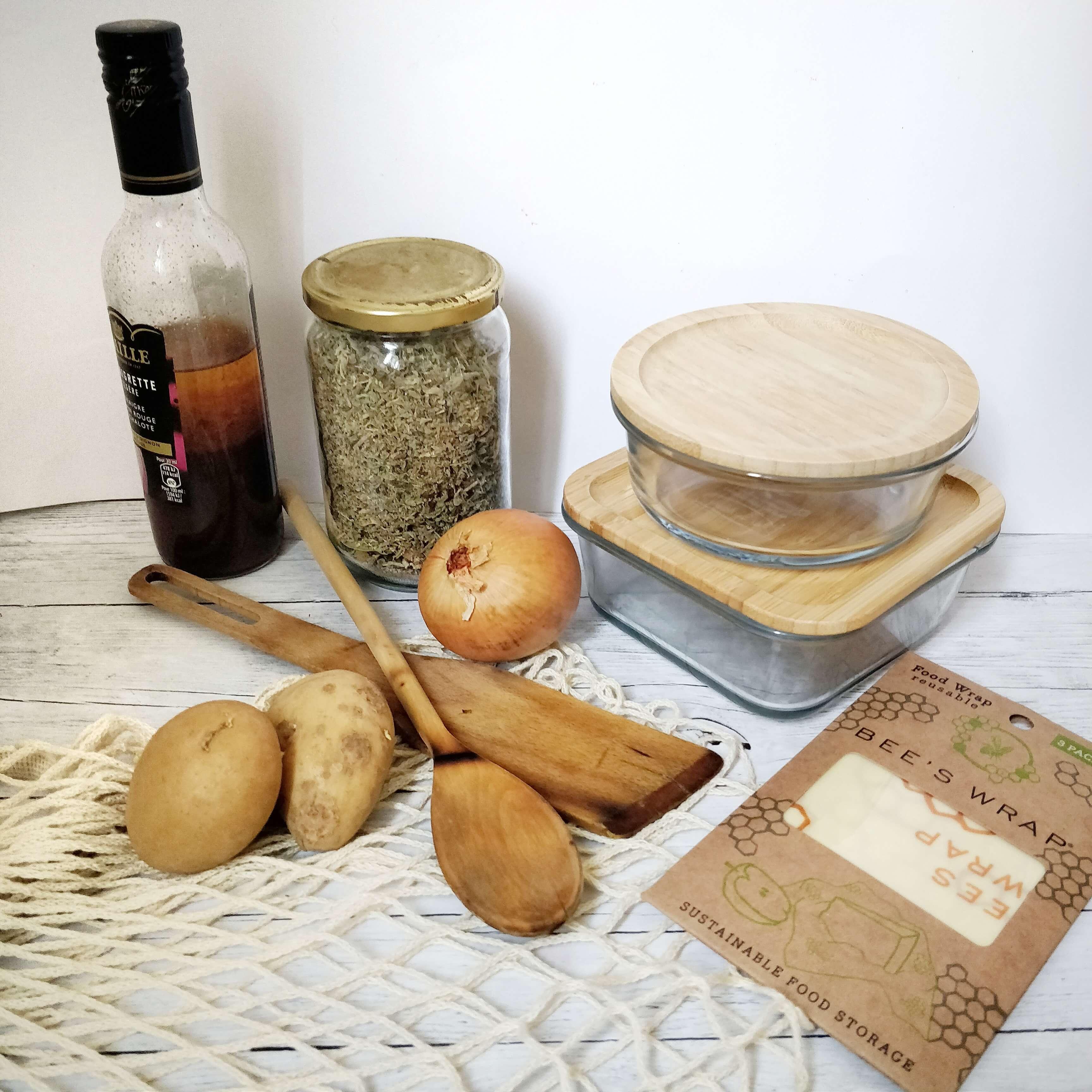 consommer eco responsable cuisine réduire déchets - Consommer éco-responsable et réduire ses déchets
