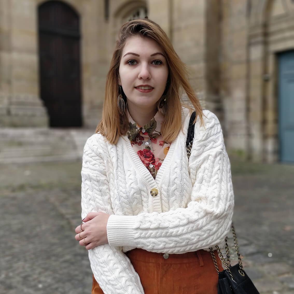 blog 19 janvier tenue hiver portrait - L'amour des shorts en hiver