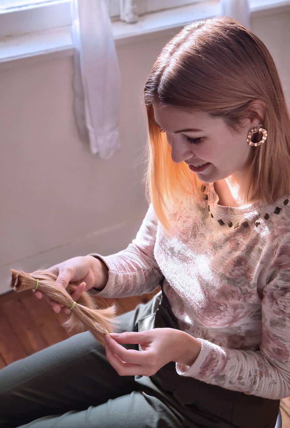 blog expérience don cheveux association - Faire un don de cheveux à une association